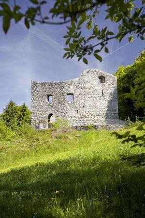 Burgruine Nünegg, Lieli