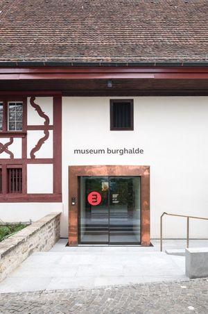 Museum Burghalde, Lenzburg