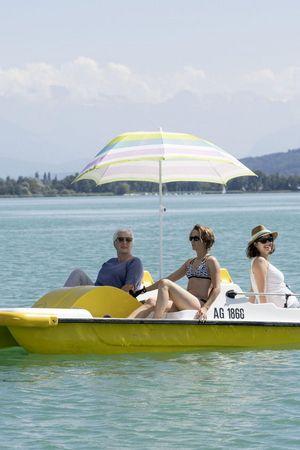 Bootswerft Männich, Beinwil am See