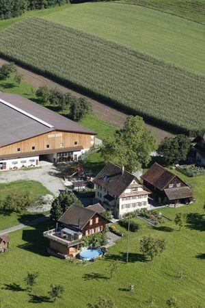 Ferienwohnung Fohrenhof, Kleinwangen