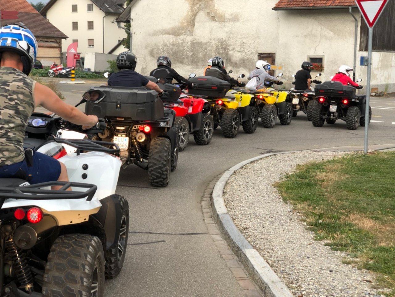 Quad Touren, Schongau