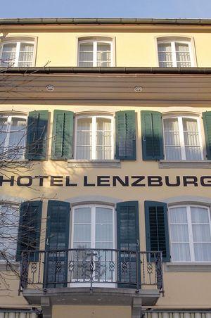 Hotel Lenzburg, Lenzburg