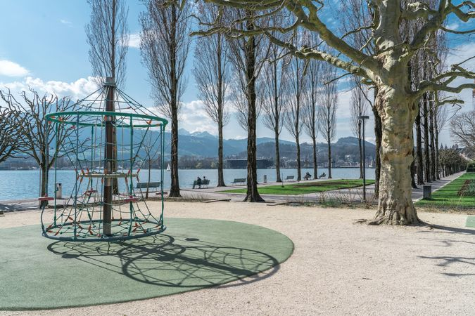 "Spielplatz ""Carl-Spitteler-Quai"", Luzern"