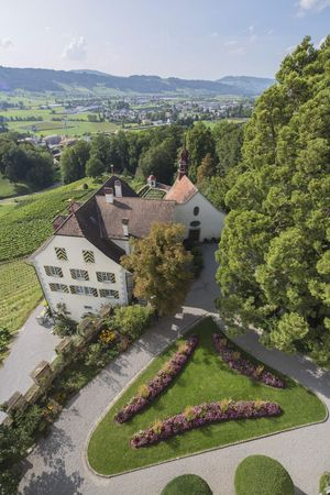 Ferienwohnung Schloss Heidegg, Gelfingen
