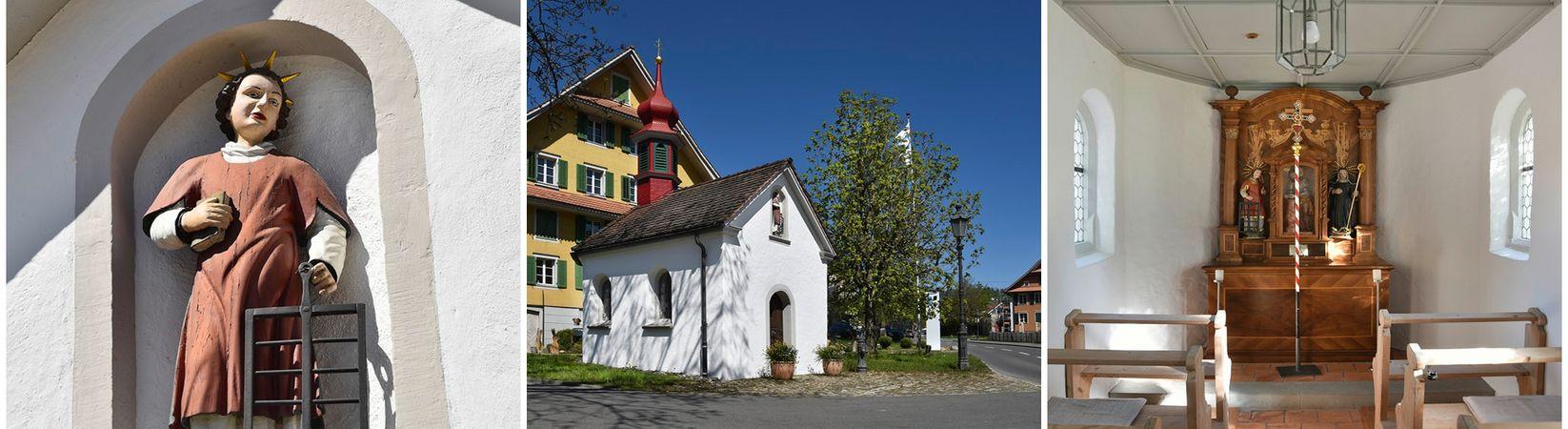 Baldegg Kloster - Richensee, Kapellenweg im Seetal