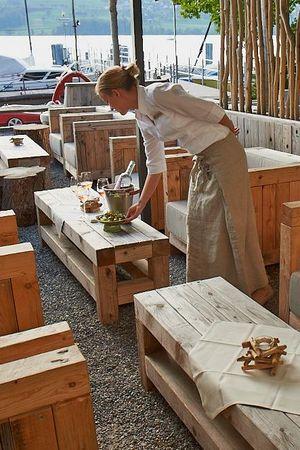 Beach-Restaurant, Meisterschwanden