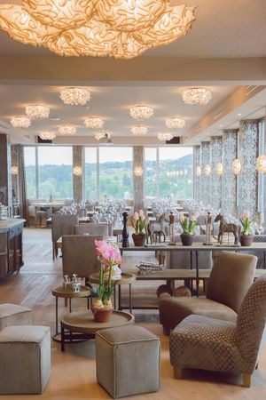 Glashaus Panorama Restaurant, Menziken