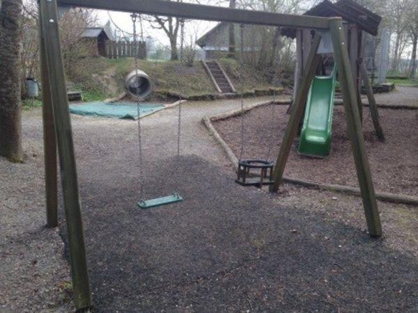 Müswangen, Spielplatz Sagikanal