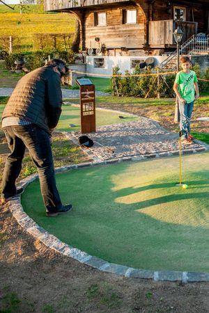 Spiel!Golf Hämikerberg, Hämikon Berg