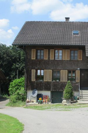 Ferienwohnung Burghof, Lieli