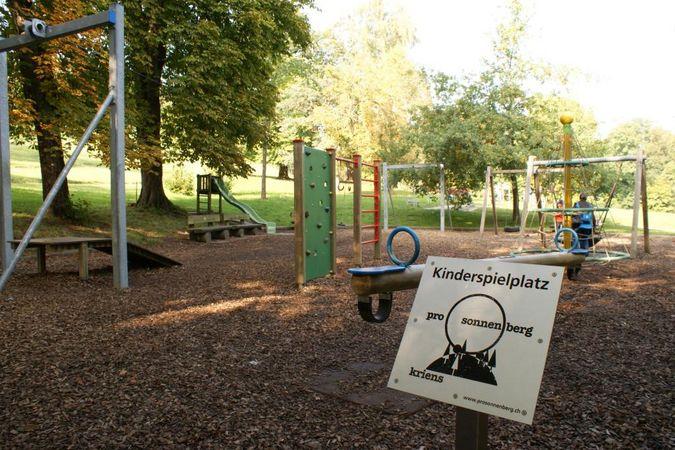 Kinderspielplatz Sonnenberg