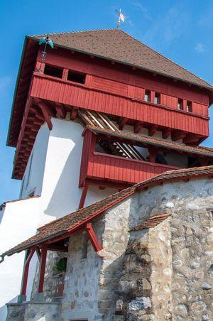 Johanniter Kommende und Turm Roten, Hohenrain