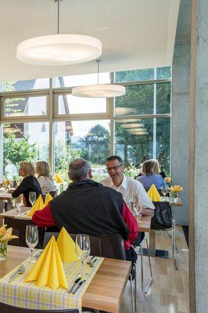 timeout Restaurant, Lenzburg