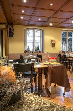 Restaurant ECHT Schweizerisch, Lenzburg