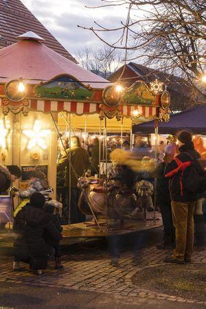 Weihnachtsmärkte, diverse Standorte