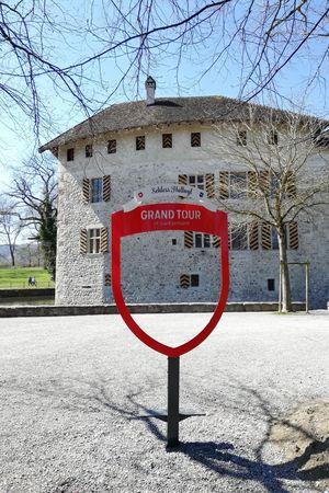 Grand Tour Foto-Spot Schloss Hallwyl