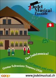 """Jodelmusical """"uf immer und ewig"""" - Hochdorf"""