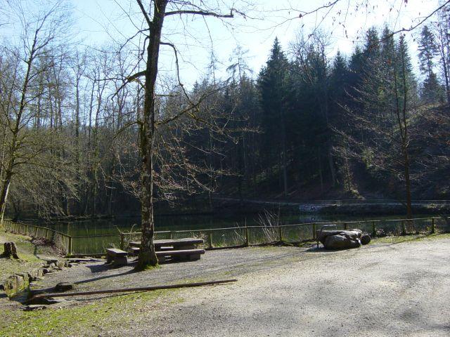 Lenzburg, Fünfweiher