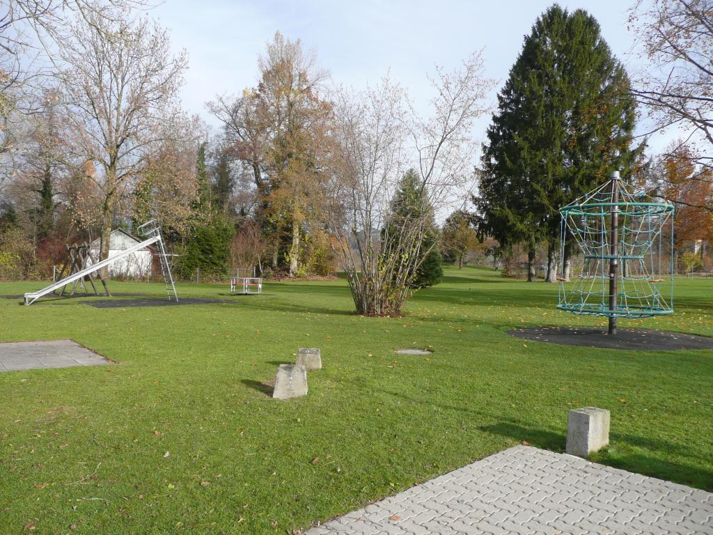 Baldegg, Spielplatz Seebad