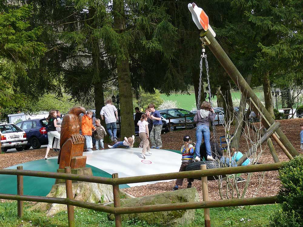 Seengen, Spielplatz Eichberg