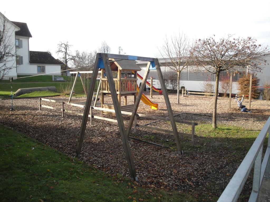 Seengen, Spielplatz Schulhaus