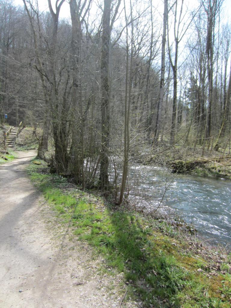 Walking Trail 1 Lenzburg