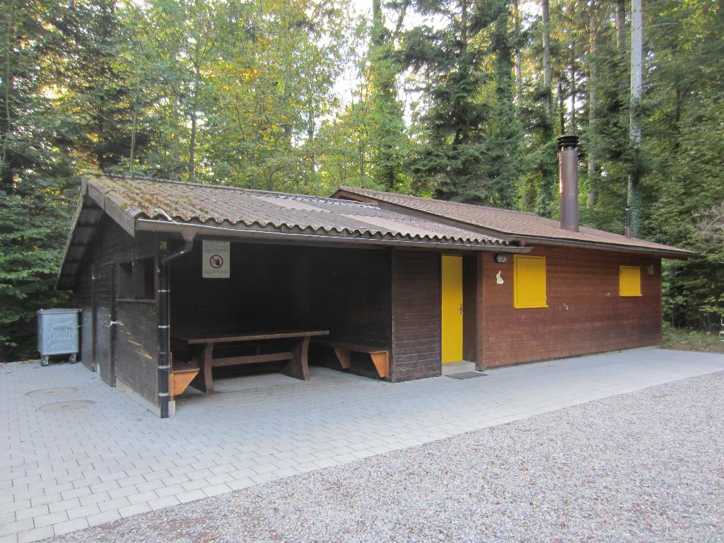Meisterschwanden, Waldhütte