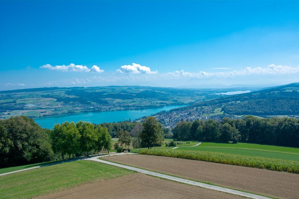 Schöftland - Beinwil am See, Aargauer Aussichtsweg